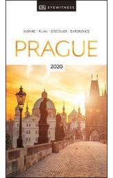 DK Eyewitness Travel Guide Prague : 2020