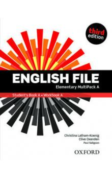 English File Elementary Multipack A (3rd) without CD-ROM