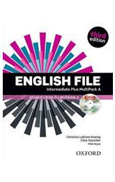 English File Third Edition Intermediate Plus Multipack A