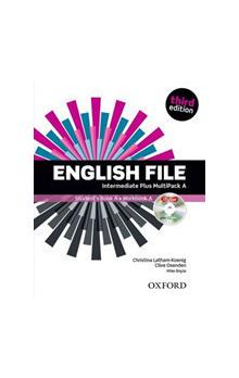 English File Third Edition Intermediate Plus Multipack A (without CD-ROM)