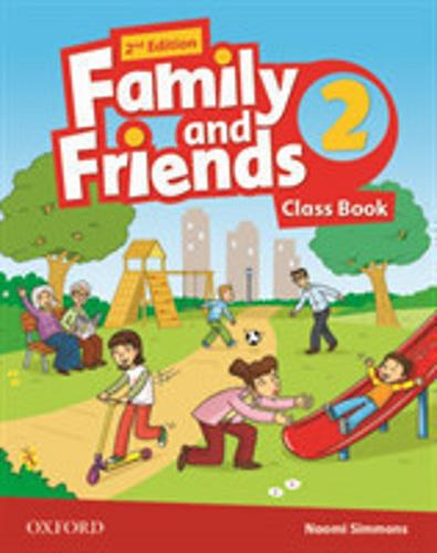 Family and Friends 2 Course Book (2nd)