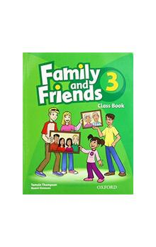 Family and Friends 3 Course Book