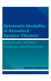 Epistemic modality in spoken standard Tibetian: epistemic verbal endings and copulas