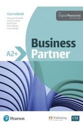 Business Partner A2+ Coursebook with Basic MyEnglishLab Pack