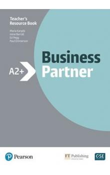 Business Partner A2+ Teacher´s Book w/ MyEnglishLab Pack