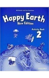 Happy Earth New Edition 2 Activity Book