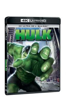Hulk 4K Ultra HD + Blu-ray