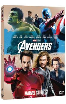 Avengers DVD - edice Marvel 10 let