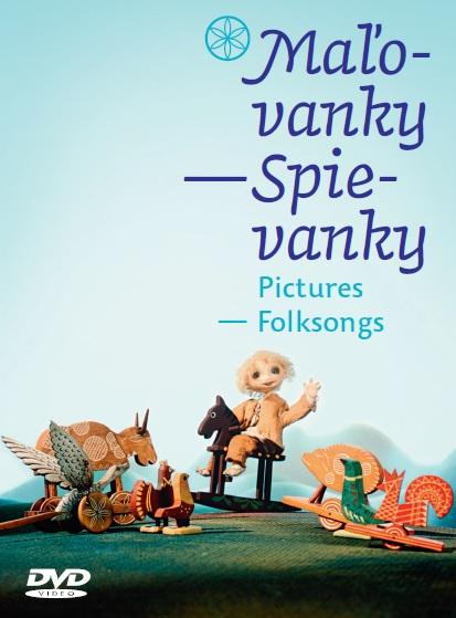 Maľovanky - Spievanky / Pictures - Folksongs