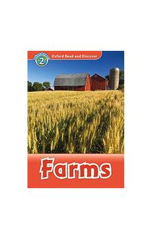 Oxford Read and Discover Level 2: Farms with Mp3 Pack