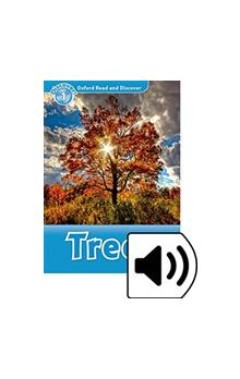 Oxford Read and Discover Level 1: Trees with Mp3 Pack