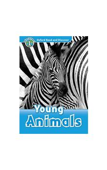 Oxford Read and Discover Level 1: Young Animals with Mp3 Pack