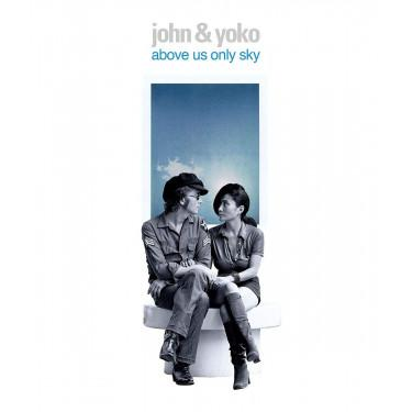ABOVE US ONLY SKY - JOHN LENNON, YOKO ONO [DVD]