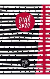 A Cup of Style Diář 2020