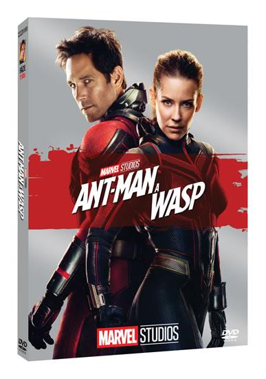 Ant-Man a Wasp - Edice Marvel 10 let DVD [DVD, Blu-ray]