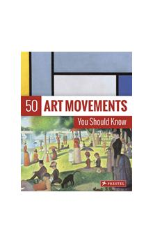 50 Art Movements You Should Know From Impressionism to Performance Art