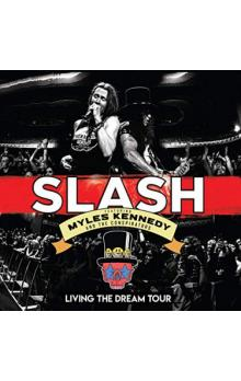 LIVING THE DREAM TOUR/2CD