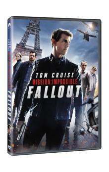 Mission: Impossible - Fallout DVD