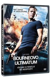 Bourneovo ultimátum DVD