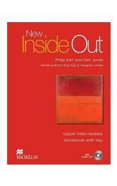 New Inside Out Upper Intermediate Workbook With Key + Audio Cd