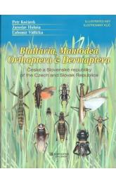 Blattaria, Mantodea, Orthoptera & Dermaptera of the Czech and Slovak Republics