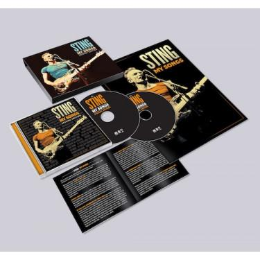 MY SONGS Special Edition - STING [CD album]
