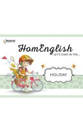 HomEnglish: Let's Chat About holiday