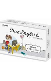 HomEnglish: Let's Chat About sport & free time