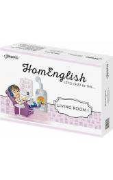 HomEnglish: Let's Chat In the living room
