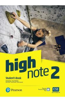 High Note 2 Student´s Book + Basic Pearson Exam Practice (Global Edition)