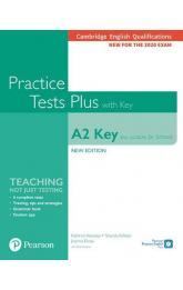 Practice Tests Plus A2 Key Cambridge Exams 2020 (Also for Schools). Student´s Book + key