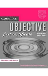 Objective: First Certificate Workbook with answers
