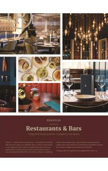 BRANDLife Restaurants & Bars: Integrated brand systems in graphics and space