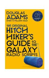 Original Hitchhiker's Guide to the Galaxy Radio Scripts