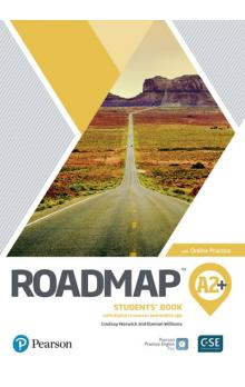 Roadmap A2+ Elementary Students´Book with Online Practice, Digital Resources & App Pack