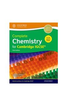 Gallagher, RoseMarie - Complete Chemistry for Cambridge IGCSE (R)
