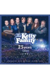 25 YEARS LATER - LIVE/DVD