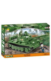 Cobi 2234 SMALL ARMY – Medium Tank T-55 MBT, 506 k, 2 f