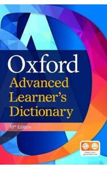 Oxford Advanced Learner's Dictionary 10th Edition Paperback + Premium Online and App 1 year