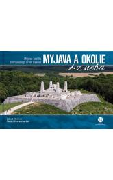 Myjava a okolie z neba -- Myjava and Its Surroundings From Heaven