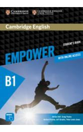 Cambridge English Empower Pre-intermediate Student's Book Pack with Online Access, Academic Skills and Reading Plus