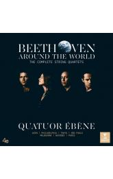 Beethoven Around The World (The Complete String Quartets)