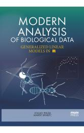 Modern Analysis of Biological Data -- Generalized Linear Models in R