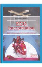 ECG Interpretation -- Easy and Comprehensible Textbook for students