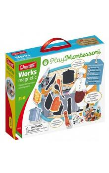 Works Magnetic sorting lotto - magnetické loto