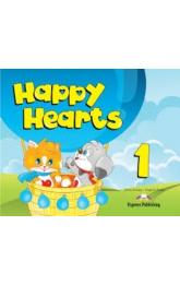 Happy Hearts 1 - Pupil´s Book (+ Stickers, Press out and Extra optional units)