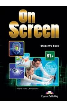 On Screen B1+ - Student´s Book (Black edition)