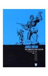 JUDGE DREDD COMP CASE FILE 8