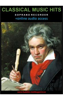 Classical Music Hits For Soprano Recorder (+online audio access)