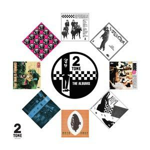 TWO TONE 'THE ALBUMS' - VARIOUS ARTISTS [CD album]